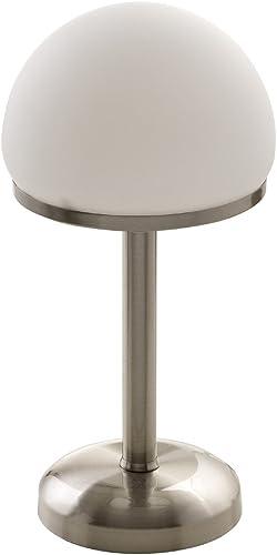 Alco 9047 - Lámpara de mesa con función táctil (luz regulable ...