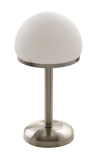 Alco 9047 - Lámpara de mesa con función táctil (luz regulable)
