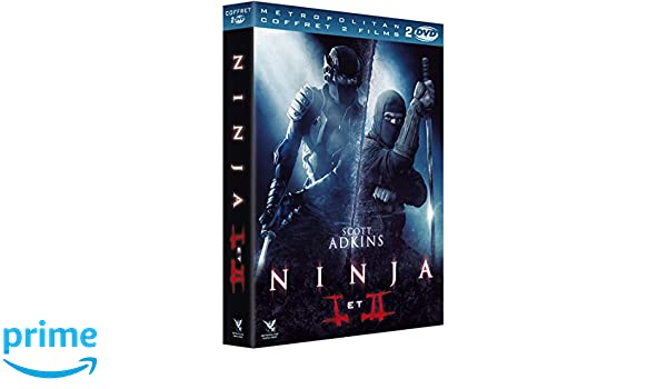 Ninja + Ninja II : Shadow of a Tear [Francia] [DVD]: Amazon ...