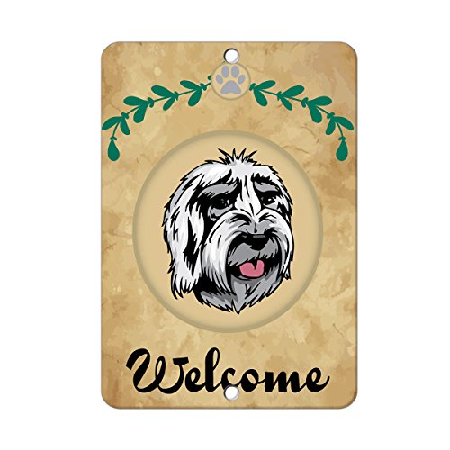 Welcome C O DA SERRA DE AIRES DOG LABEL DECAL STICKER for sale  Delivered anywhere in USA