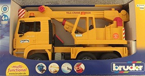 - Bruder Tele-Crane TC 4500 Truck [1:16]