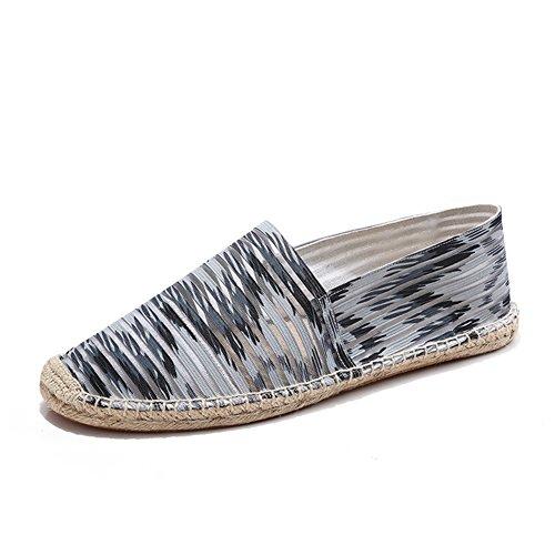 人物買い手アリ恋人エスパドリル2018新しいロートップ通気性靴の靴の夏