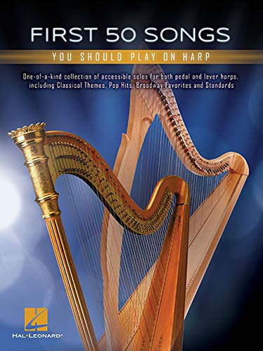 First 50 Songs You Should Play on Harp ()