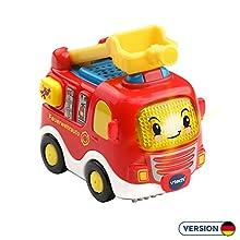 VTech Tut Tut Baby Flitzer 80-514004 vehículo de Juguete - Vehículos de Juguete (Rojo, Amarillo, Camión, De plástico, 1 año(s), 5 año(s), Niño/niña)