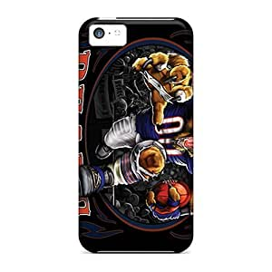 Excellent Iphone 5c Cases Tpu Covers Back Skin Protector Chicago Bears