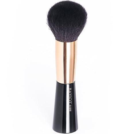 Cepillo multifuncional del maquillaje 1Pc Fácil mezclando DIY Cabello 100% de la cabra