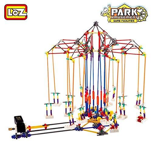 LOZ Amusement Park Game Machine Whirlwind Chairs Model - 2025