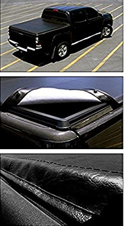 Amazon Com R L Racing Heavy Duty Snap On Tonneau Cover 99 14 For Ford F250 F350 F450 Super Duty Truck 6 5 Ft 78 Bed Automotive