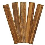 Admira 10 Pack 6.5mm Stone Core Engineered Vinyl Plank Flooring with...