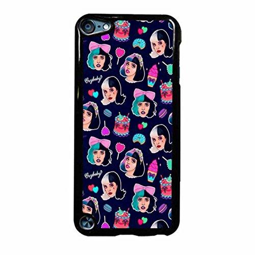 Melanie Martinez Case / Color Black Plastic / Device iPod Touch 6