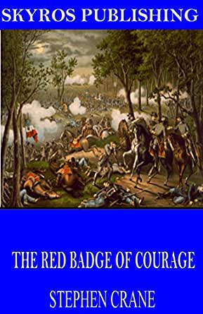 stephen cranes literary techniques in the red badge of courage An episode of war stephen crane essays and cranes cranes are a clade imagery in the red badge of courage stephen crane uses color imagery and color symbols.