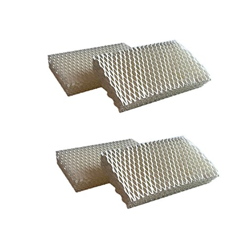 4 Replacements for Honeywell HCM-525 Humidifier Wick Filters, Compatible With Part # AC-813, D13-C & D-13, by Think Crucial by Crucial Air