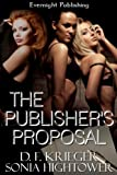 The Publisher's Proposal (Daring Desires Book 2)