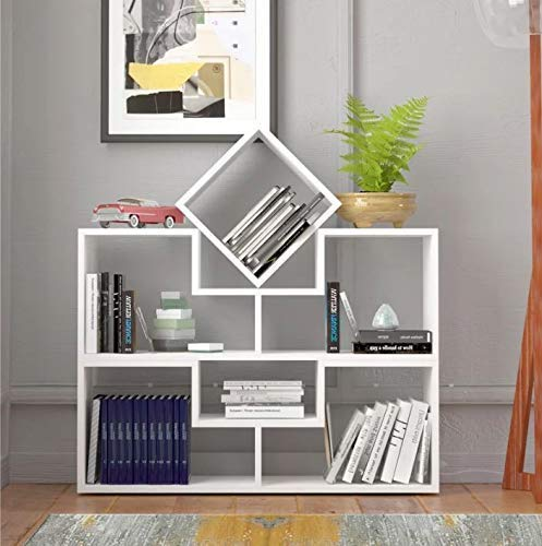 Decorotika - Cubes Console Table - Multi-Functional - Use it with Changing The Shape or Separately!