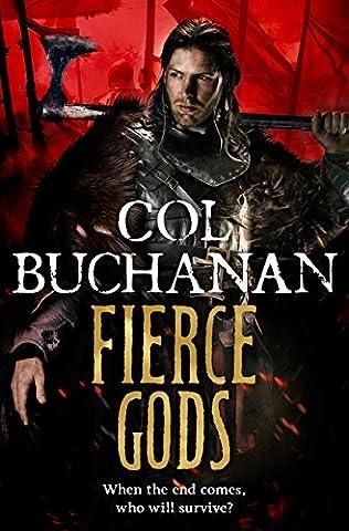 book cover of Fierce Gods