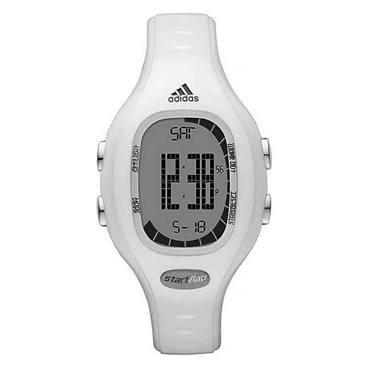 adidas ADP3090 - Reloj para hombres, correa de plástico color blanco: Adidas: Amazon.es: Relojes