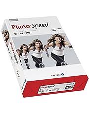 Papyrus Plano Speed - Papel multifunción (DIN A4, 80 g/m², 500 hojas), color blanco