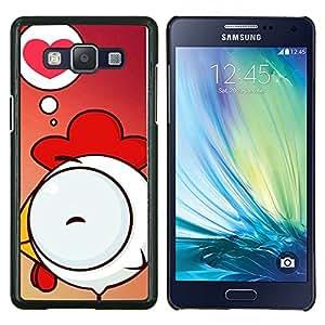"""For Samsung Galaxy A5 ( A5000 ) 2014 Version , S-type Naturaleza Hermosa Forrest Verde 180"""" - Arte & diseño plástico duro Fundas Cover Cubre Hard Case Cover"""