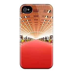 Hot New The Exhibition Cases Covers For Iphone 6 With Perfect Design