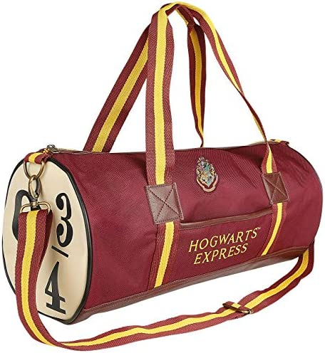 Groovy Harry Potter Holdall Weekend Bag Hogwarts Express 9 3/4 Borse