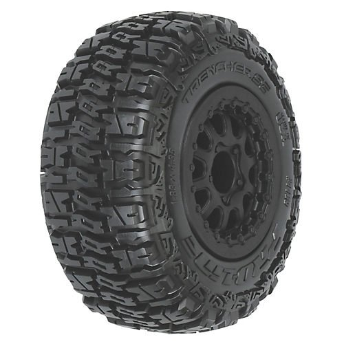 """Proline 115913 Trencher SC 2.2/3.0"""" M2 Tires Mounted Rene..."""