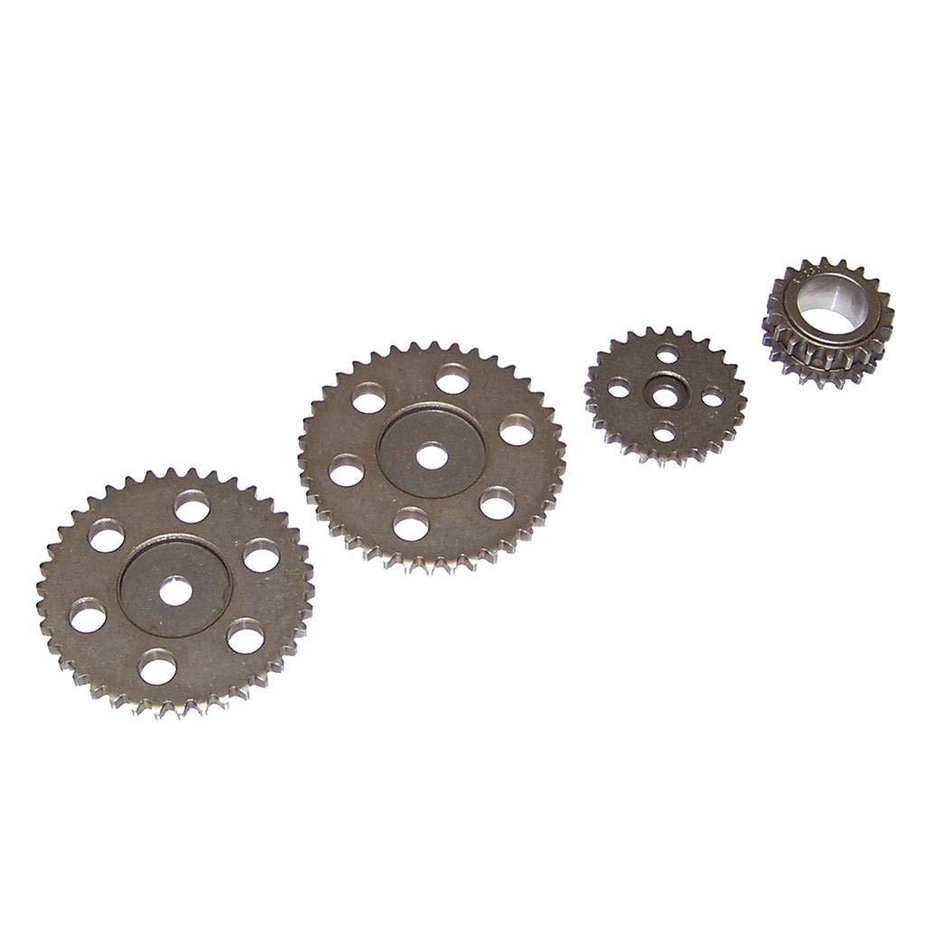 Mercury//Escape DNJ TK466 Timing Chain Kit for 2005-2006 // Ford Mariner // 2.3L // DOHC // L4 // 16V // 140cid // VIN H VIN Z