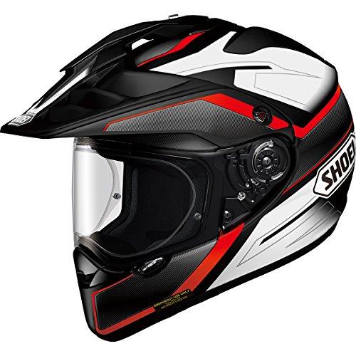 Shoei Hornet X2 Seeker Street Bike Racing Motorcycle Helmet X-Large TC-1