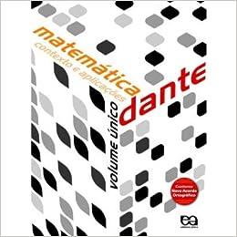 Book Matemática. Contexto e Aplicações - Volume Único