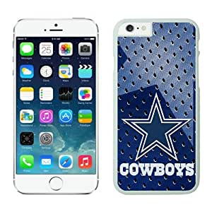 Dallas Cowboys iPhone 6 Case 02 White 4.7 inches XLS7921288