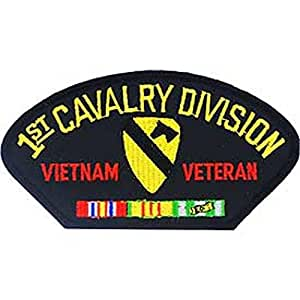 U.S. Army 1st Cavalry Division Vietnam Veteran Patch