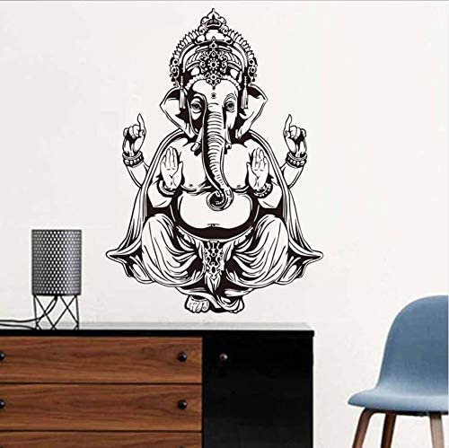 Namefeng Papel Tapiz Impermeable Ganesha Elefante Buda Mandala ...