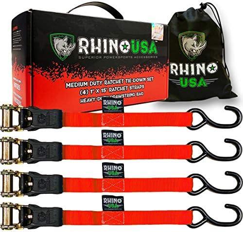 RHINO USA Ratchet Down Straps product image