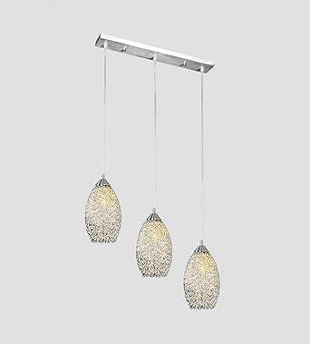 Global-Einfache moderne Aluminium-Drahtgeflecht kreative Lampe ...