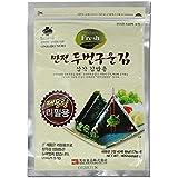 The Elixir Food Man Jun Onigiri Nori Rice Ball Triangle Sushi Seaweed Wrappers, 40 Sheets