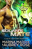 Solan's Mate: A SciFi Shifter Romance (The Last Alphas of Thracos Book 1)