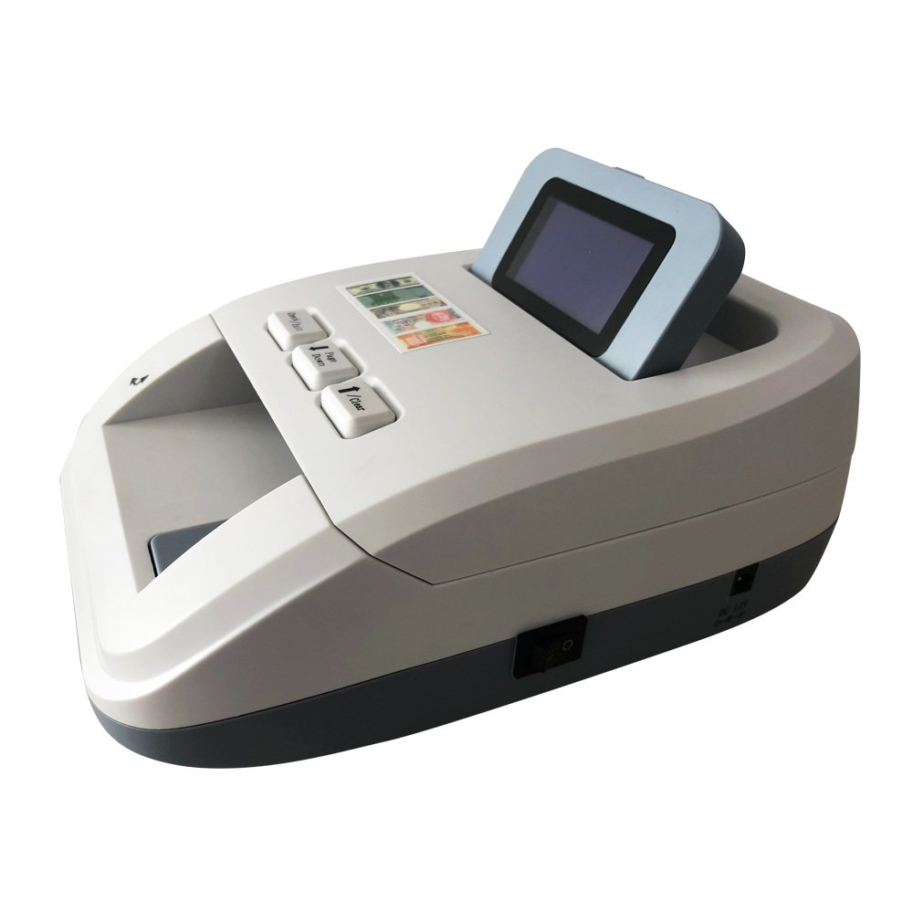 Motto MBT-180D -from 25 Years Reputable Manufacturer -of Automatic Counterfeit Bill Detector-Cash Detector-IR UV MG Detection - Money Detector - USD JPY EUR GBP HKD