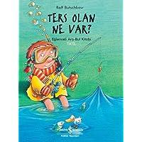 Ters Olan Ne Var ?: Eğlenceli Ara-Bul kitabi Tatil
