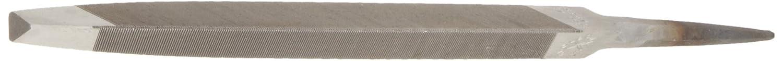 Pack of 1 7 Length American Pattern Nicholson Triangular Regular Taper Hand File Single Cut