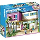 PLAYMOBIL Modern Luxury Mansion Play Set
