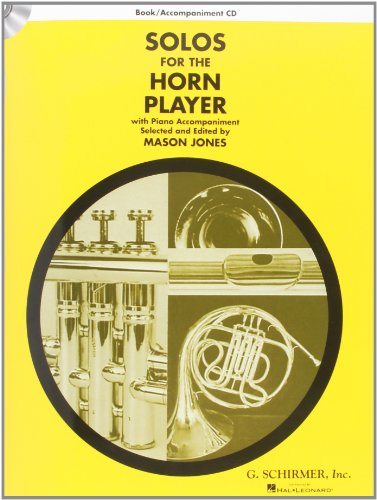 Solos for the Horn Player Book & Online -
