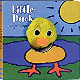 Little Duck: Finger Puppet Book (Little Finger Puppet Board Books)