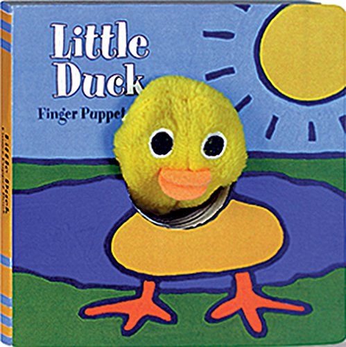 Little Duck: Finger Puppet Book (Little Finger Puppet Board Books)