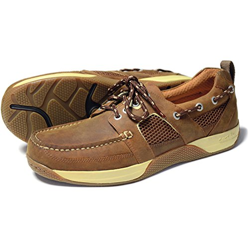 Orca Bay Wave Deck Shoes - Sand 45