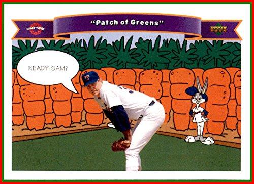 Ryan Ball Nolan (1991 Looney Tunes Upper Deck Comic Ball #150 Nolan Ryan HOF Texas Rangers Bugs Bunny)