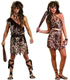 Cave Stud & Cave Beauty Adult Standard Couples Costume Set