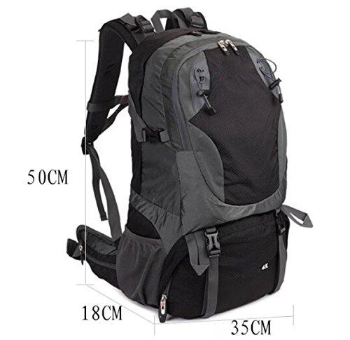 Outdoor Sport Camping Wandern Wasserdichte Rucksack Rucksack Bergsteigen Tasche Für Reisen Trekking
