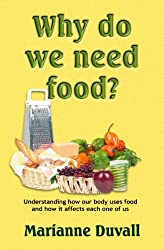 Why do we Need Food? Understanding how out body uses food (English Edition)