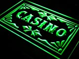 Casino Beer Pub Games Poker Bar LED Sign Neon Light Sign Display i708-g(c)