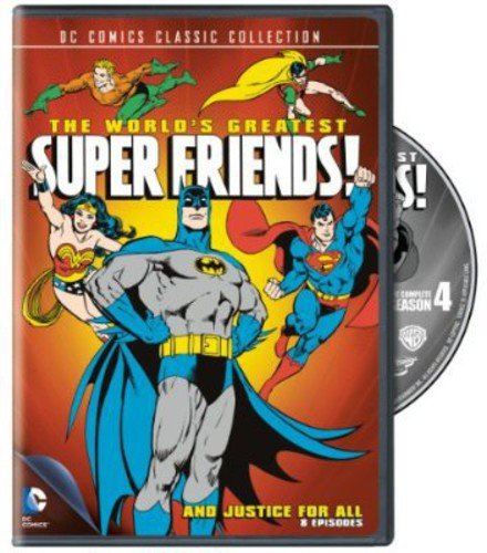 Warner Manufacturing The World's Greatest Super Friends: Season 4 image