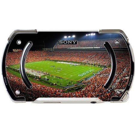 College Football Stadiums PSP Go Vinyl Decal Sticker Skin by Compass Litho by Compass Litho -